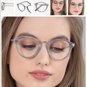 eyebuydirect blue light blocking 'Yuke' glasses